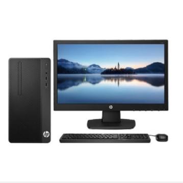 图片 HP 288 Pro G3 MT 台式电脑 I3- 6100  4G  DDR4 2400 1000G  DVDRW WIN7PRO大客户优先服务三年保修 单主机+键盘鼠标 310W电源 网络同传