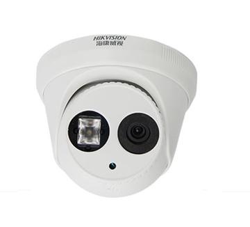 图片 海康威视DS-2CD3325D-I红外半球摄像机/保修一年