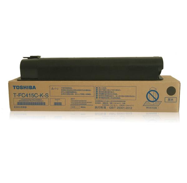 图片 东芝(TOSHIBA)T-FC415C-K-S碳粉 黑