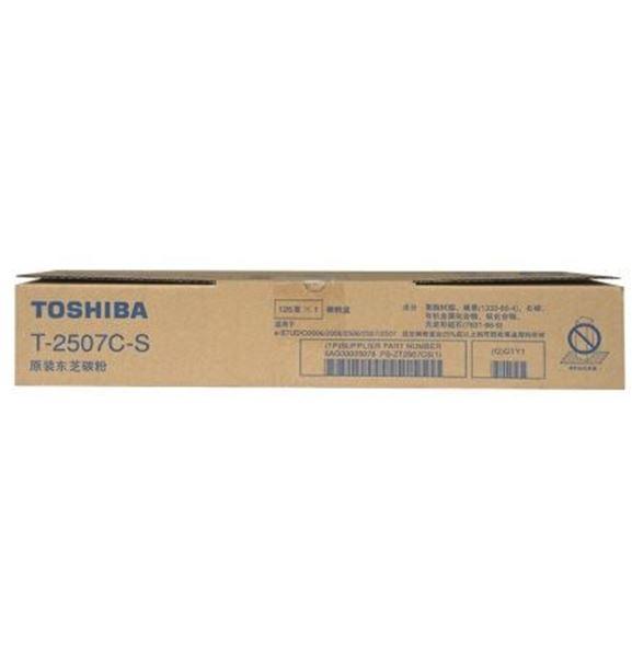 图片 东芝T-2507C-S碳粉