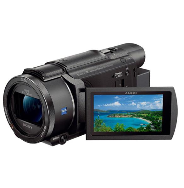 图片 索尼FDR-AX60摄像机