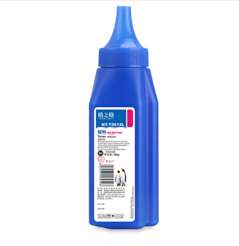 图片 格之格NT-T2612L碳粉100G(适用于HP1020碳粉)黑色