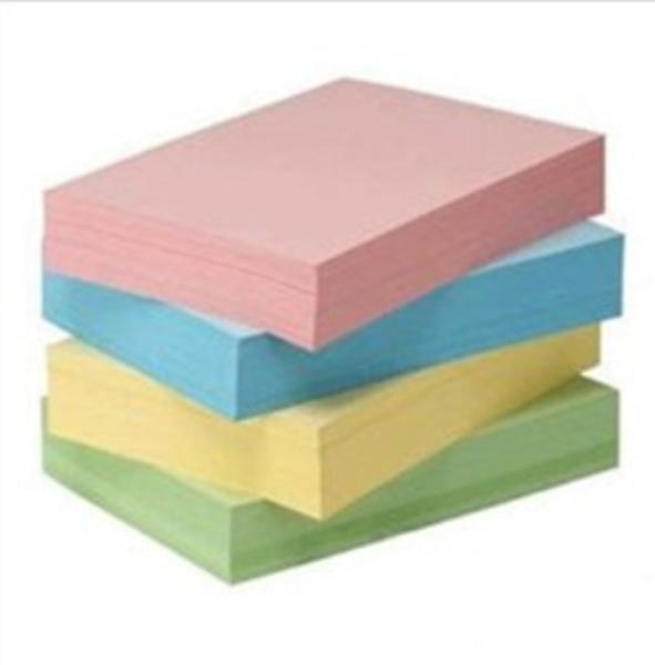 图片 UPM黄未来(浅红色)A4/80G复印纸*500张/包 5包/箱(共2500张)