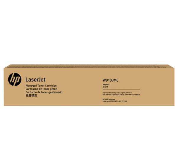 图片 HP W9103MC 硒鼓 红色(适用于惠普77422)