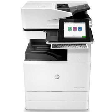 图片 惠普(HP)  HP LaserJet Managed Flow MFP E82540z 黑白复印机 A3