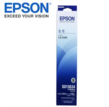 图片 EPSON LQ-300KH 针式打印机 色带(C13S015634)