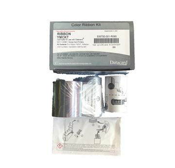 图片 Datacard CD111证卡打印机535700-001-R085色带(彩色)