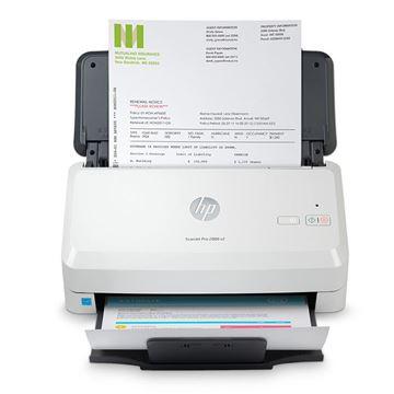 图片 惠普 HP Scanjet Pro 2000 s2 彩色扫描仪 1年下一个工作日上门